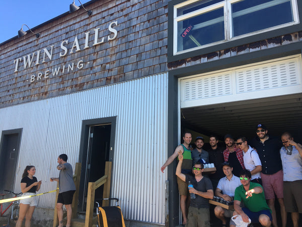 Twin Sails Brewery