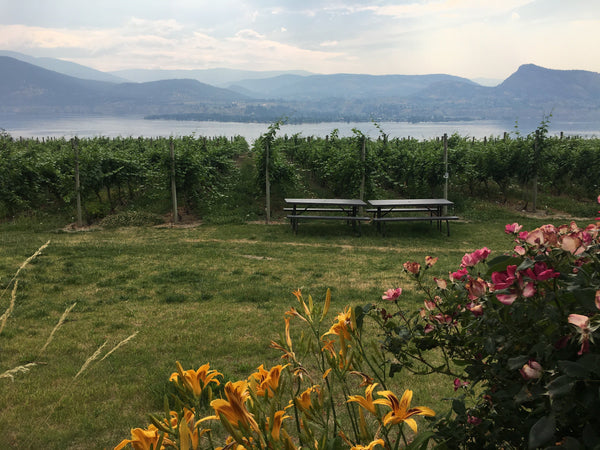 Naramata Wine Tour