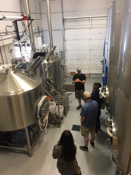 Squamish Brewery Tour