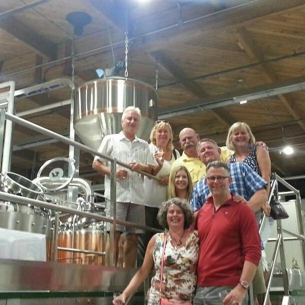 Big Rock Brewery Tour