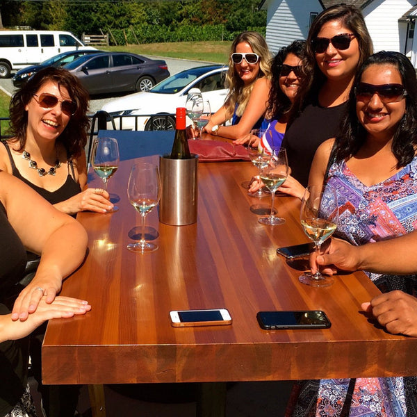 Fraser Valley Wine Tasting