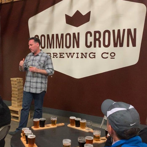 Common Crown Brewery Tour