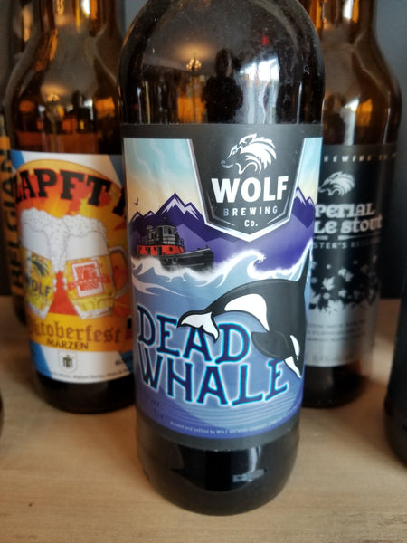 Wolf Brewing Craft Beer