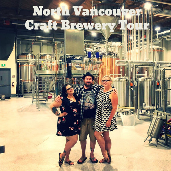 North Vancouver Craft Brewery Tour