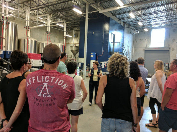 Cannery Brewery Tour
