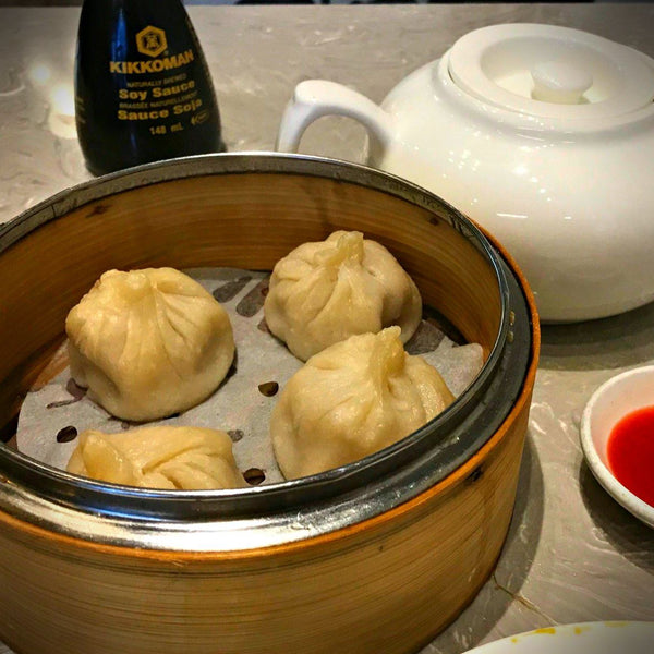 Steamed dumplings, Vancouver foodie tour