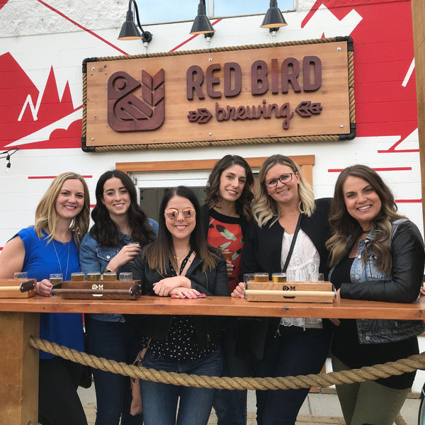 Red Bird Bachelorette