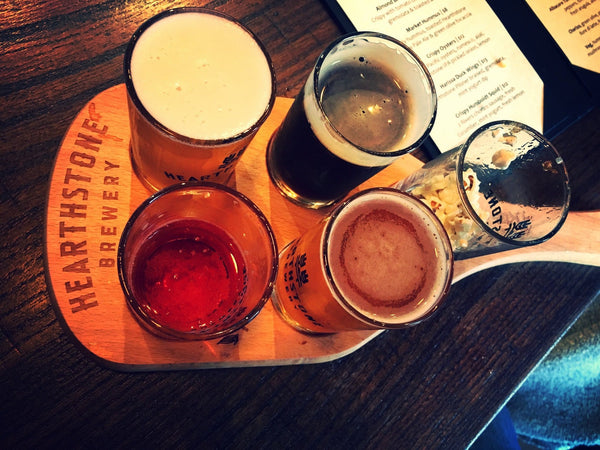 North Vancouver Brewery Tour | North Vancouver Breweries