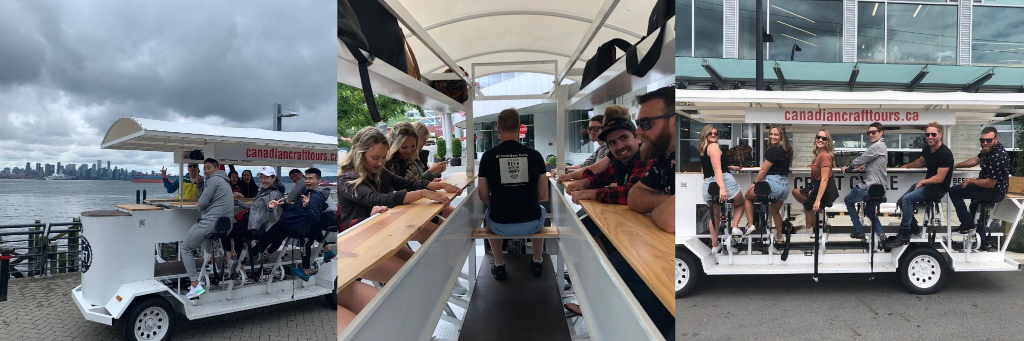 Beer Bike Tours