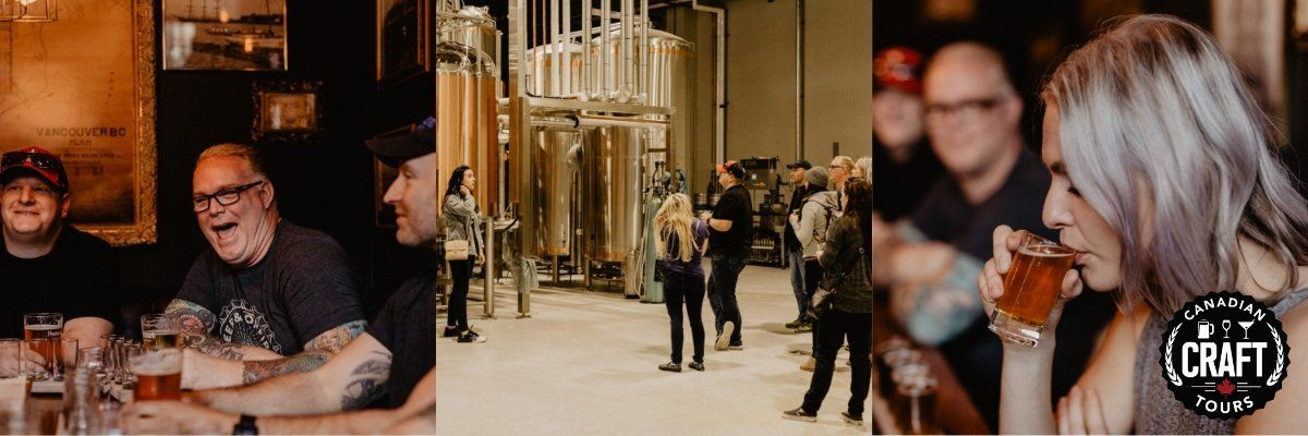 Craft Brewery Tours