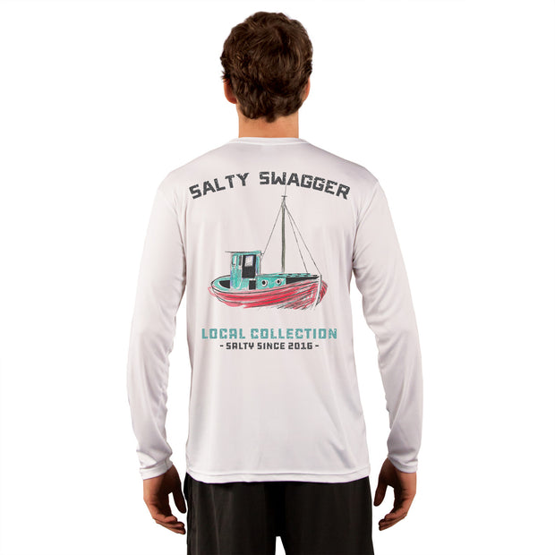 Cast Away Boat Performance Shirt