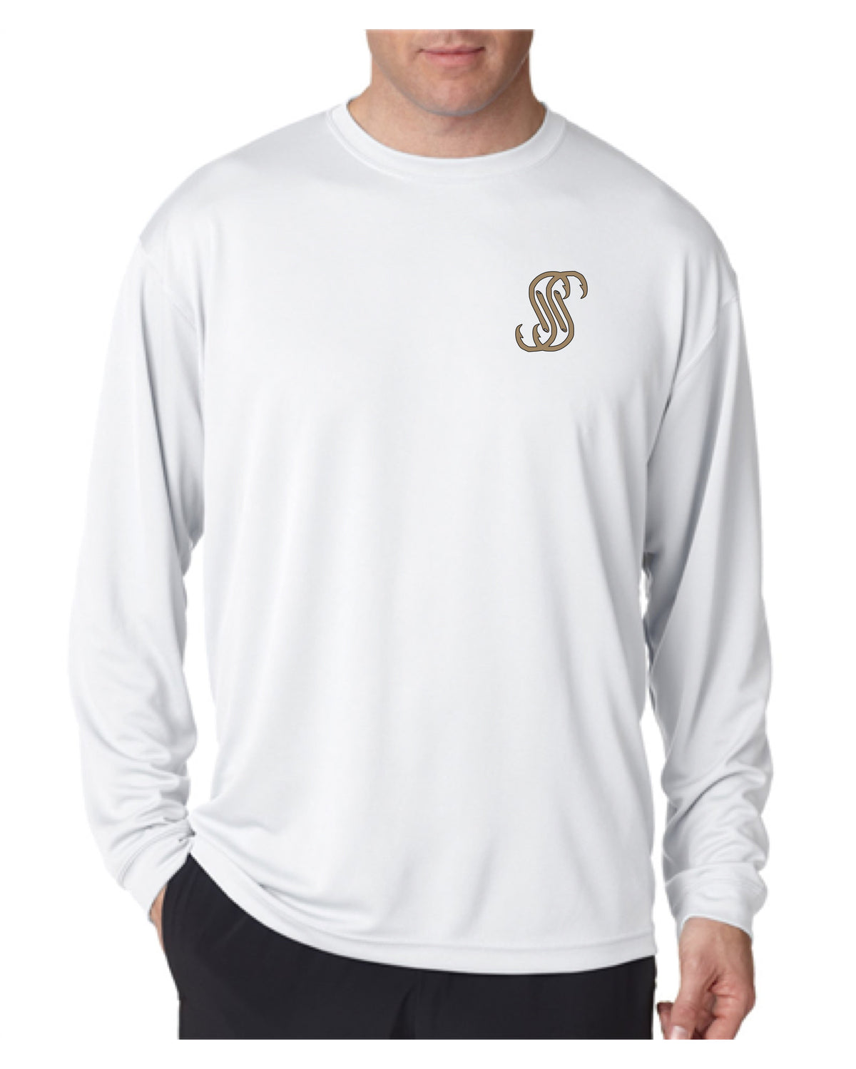 Salty Swagger Sport Fisher Performance Shirt