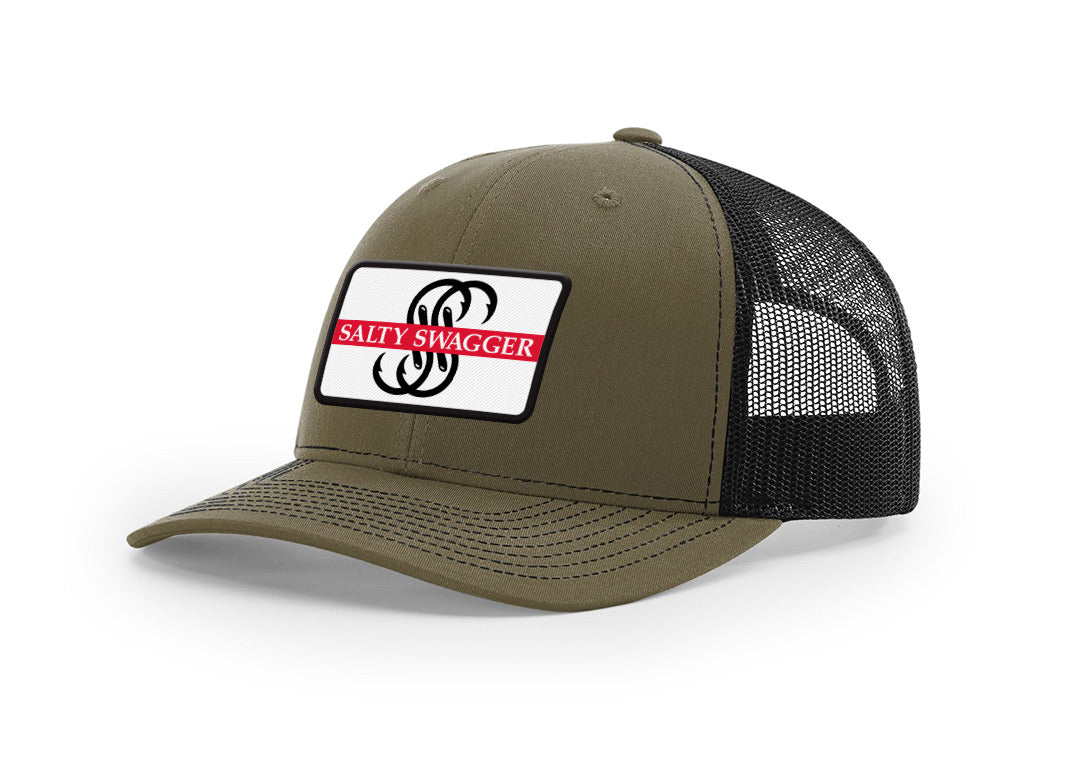 Swagger Embroidered Patch Hat