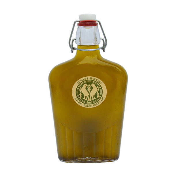 2017 HARVEST FRESHLY-PRESSED & AIR FLOWN: Fuado's Harvest Extra Virgin Olive Oil 500ml