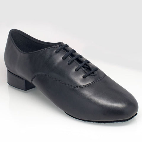 335 Windrush | Black Leather