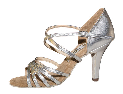 070 Karina   | Silver Leather