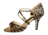 082E Elvira   | Leopard - Shop4Dancer