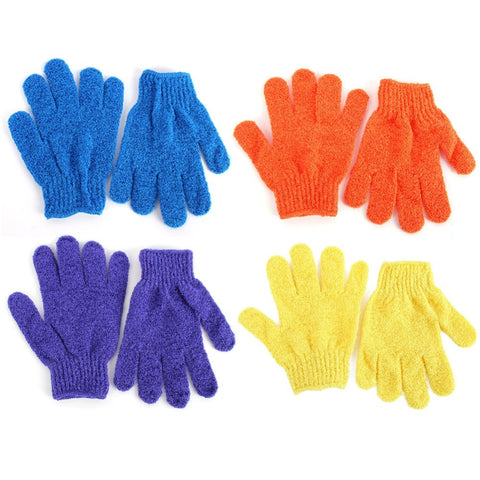 1-Pair-Exfoliating-Body-Scrub-Glove - Shop4Dancer