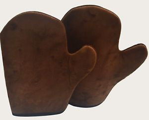 Tanning Mitts with a thumb ** Double Sided ** WASHABLE --- FREE DELIVERY