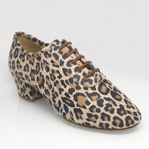 415 Solstice | Leopard Print Leather