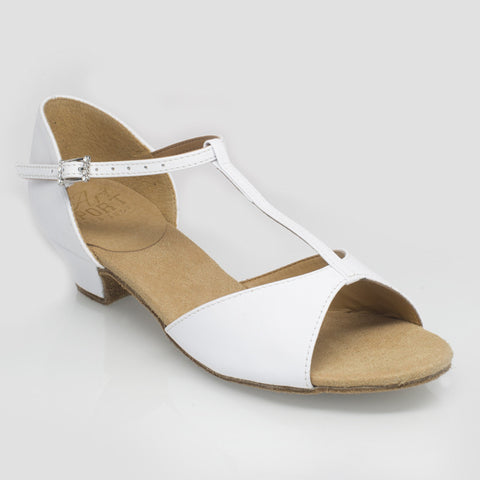 501 Misty | White Satin