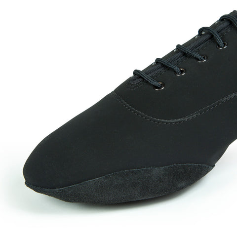 CONTRA PRO - BLACK NUBUCK - Shop4Dancer