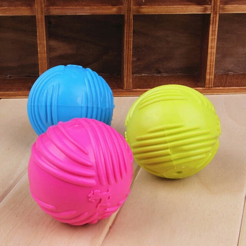 Cute Funny dog toys. Balls Throw Play Toy Chew Toys Environmental safely ball - Shop4Dancer