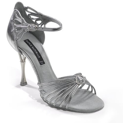 Art. 883 | Silver Leather - Shop4Dancer