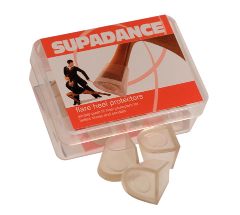 Standard Heel Protector (Box of 5 pairs)    FREE DELIVERY - Shop4Dancer