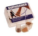 Suede Heel Protector (Box of 5 pairs)  FREE DELIVERY - Shop4Dancer