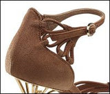 Art. 883 | Tan Suede - Shop4Dancer