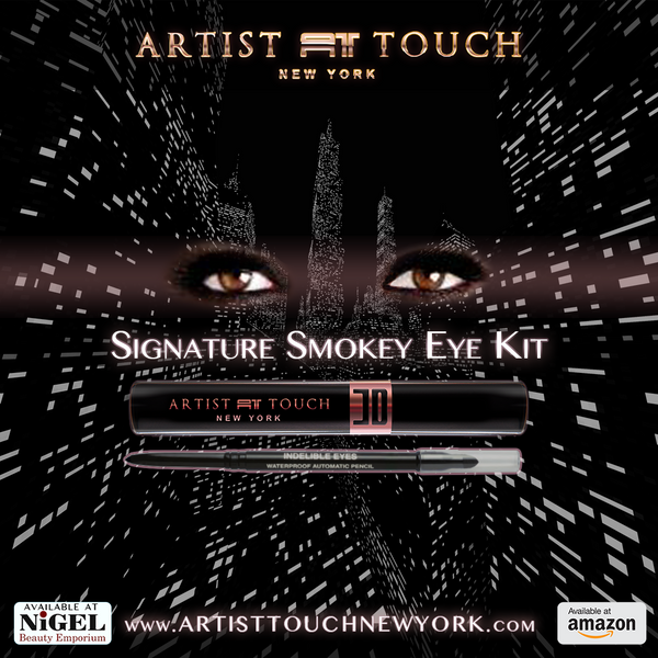 Artist Touch Signature Smokey Eye Kit
