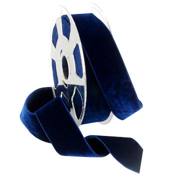 Double Face Velvet Ribbon (CHOOSE FROM MANY COLORS AND SIZES)