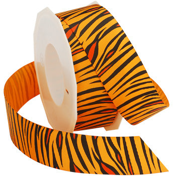 #052 Tiger (grosgrain) Ribbon - ifloral.com