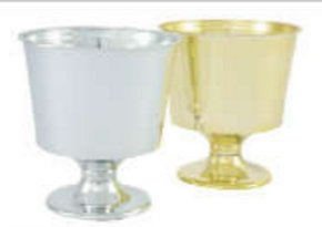 Small Urn, Gold (Pack of 24) - ifloral.com