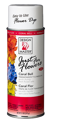 Coral Bell 122 Design Master JUST FOR FLOWERS®