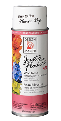 Wild Rose 125 Design Master JUST FOR FLOWERS®