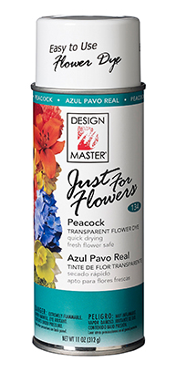 Peacock 134 Design Master JUST FOR FLOWERS®