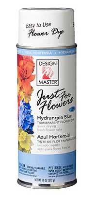 Hydrangea Blue 135 Design Master JUST FOR FLOWERS®