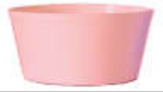 Dish Garden Asst. 2044, Pink (Pack of 18)