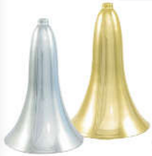 Bells, Gold (Pack of 6) - ifloral.com