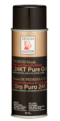 24KT Pure Gold 240 Design Master PREMIUM METALS