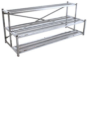 2TD-4B Two Tier Display - ifloral.com
