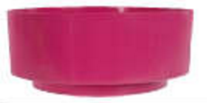 Design Bowl, Hot Pink (Pack of 12) - ifloral.com