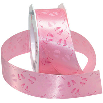 #346 Baby Feet Ribbon - ifloral.com