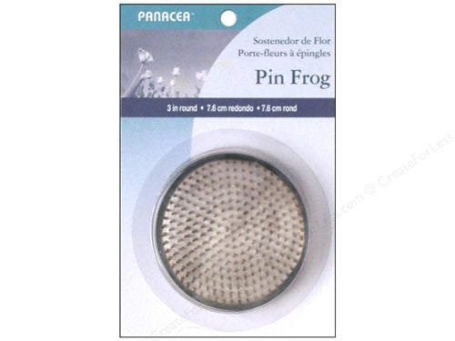 Floral Pin Frog, 3