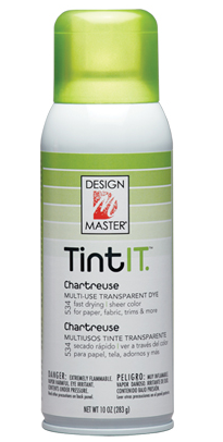 Chartreuse 534 Design Master TINTIT.® SPRAY