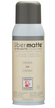 Crema 558 Design Master ÜBERMATTE® SPRAY