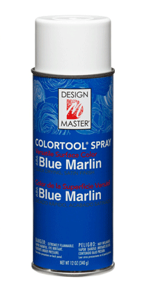 Blue Marlin 686 Design Master COLORTOOL® SPRAY