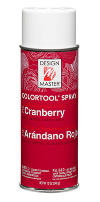 Cranberry 713 Design Master COLORTOOL® SPRAY